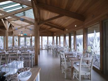 Calcot Restaurant at Westonbirt Arboretum