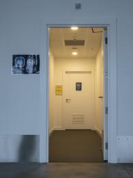 Access door to CPT