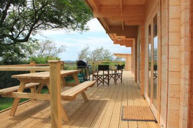 Cabin Terrace