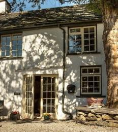 Campbell Cottage Main Entrance