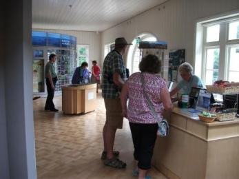 Durlston Main Reception