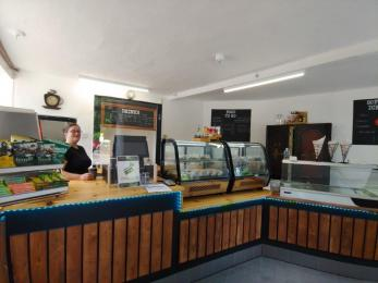 Inside the Counting House Coffee Stop (Grab and Go)