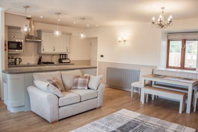 Cropton Cottage Kitchen