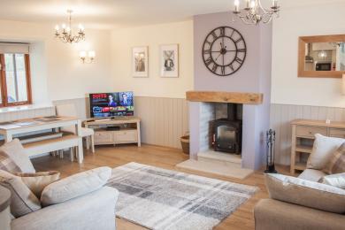 Cropton Cottage Lounge