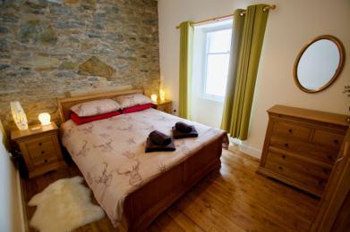 Tigh Muileann bed