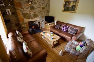 Tigh Muileann lounge