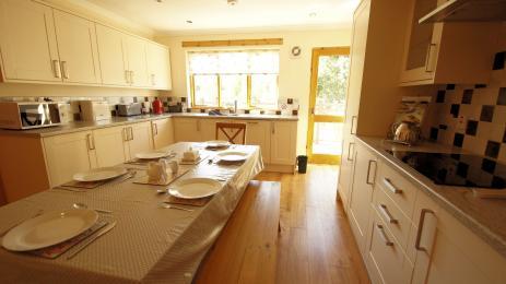 Vorlich View kitchen