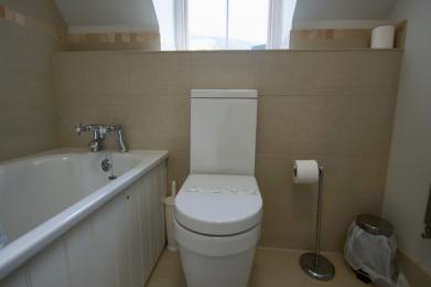 Edinample bathroom