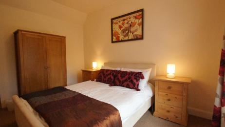 Fern Cottage double room