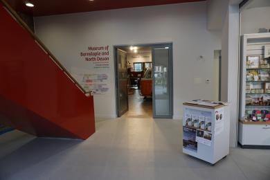 Information Desk (shown on right).