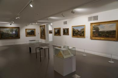 Photo of Exhibition Gallery