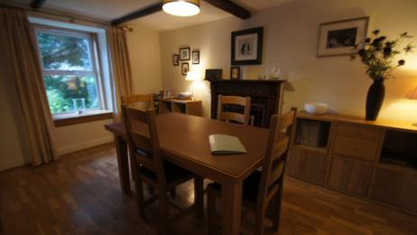 View Cottage dining room