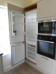 Photo showing fridge freezer