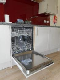Photo showing dishwasher