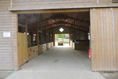 Pets Farm barn