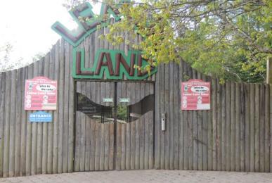 Access to Lemur Land