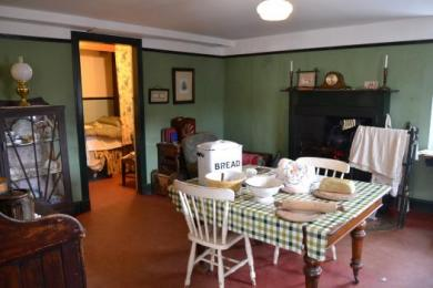 Inside Millworkers'House