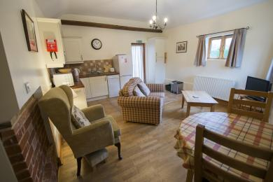 Cob Cottage Lounge