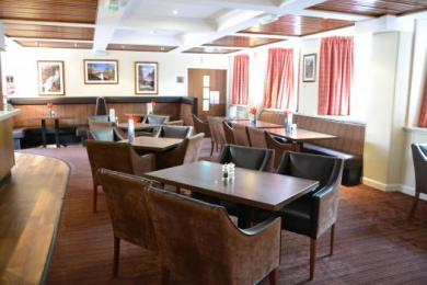 New Lanark Mill Hotel Bar & Lounge