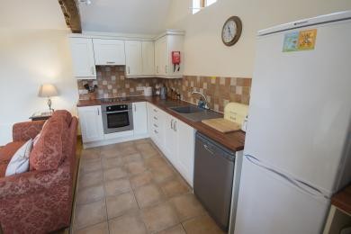 Cob Cottage Kitchen