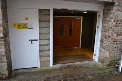 Entrance to New Lanark Health and Fitness