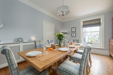 Heron House Dining Room