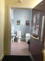 Disabled loo