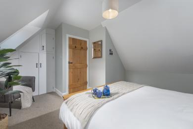 Dodds Nook Main Bedroom
