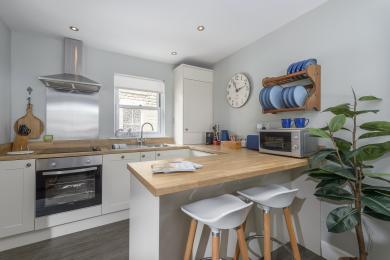 Dodds Nook Kitchen Area