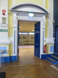 Doorway from Concert Hall to Annex 1600mm