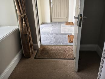 Access to a ground floor disabled bedroom