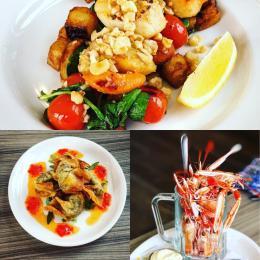 Coll seafood