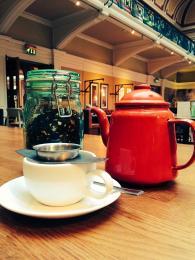 Edwardian Tearooms
