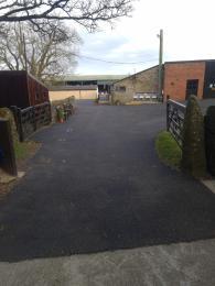 Entrance into Farmyard