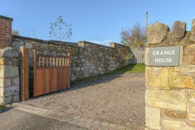 Grange House Driveway
