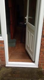 Front Door way