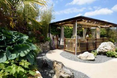 luxury accomodation cornwall housekeeping 5 star cottages Cornwall Meadowview Cottage