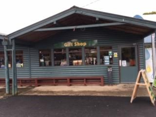 Gift shop (boat) - outside