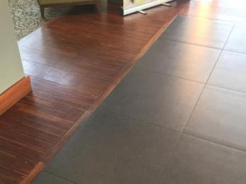reception flooring