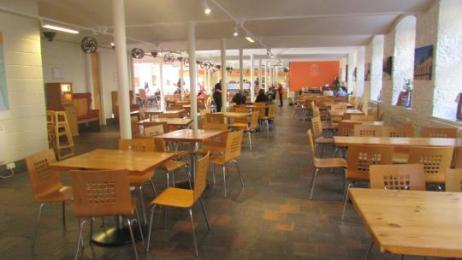 The New Lanark Mill Café