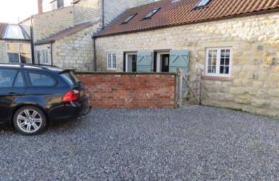 Car Parking at Doodale Cottage