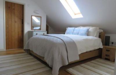 Bedroom at Doodale Cottage