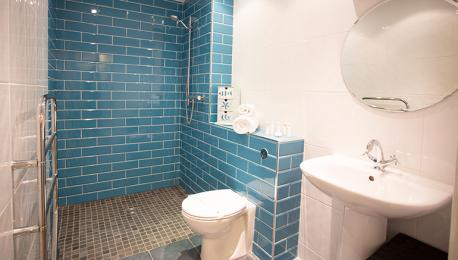 Mariner's Cottage Wet Room