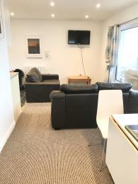 Open plan living area in Otterburn 2
