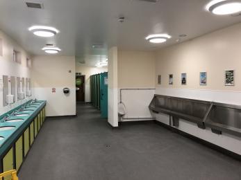 Male toilets