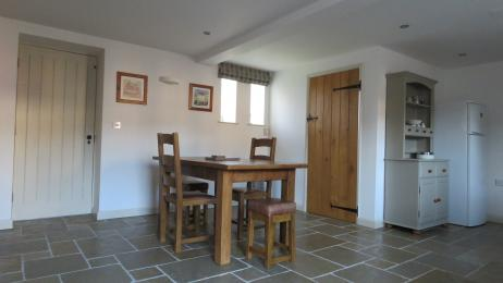 Dining Area at Doodale Cottage