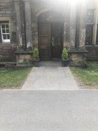 Rear Entrance