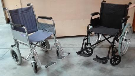 We have 10 available wheelchairs free - no booking required