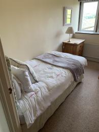 LFHC - Trough Cottage single bedroom
