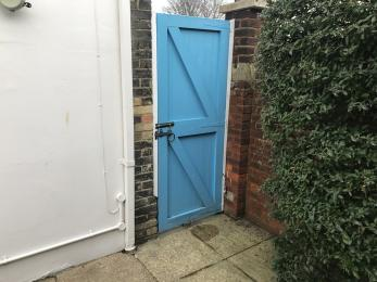 Side Gate Access